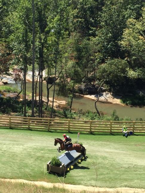 Tryon International Equestrian Center Horse Trials
